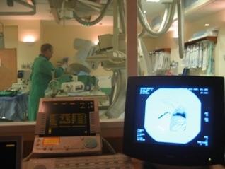עובדים במכון רנטגן